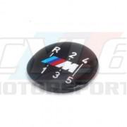 BMW PASTILLE OVALE BOITE SPORT 1er EN BAS M TECHNIC