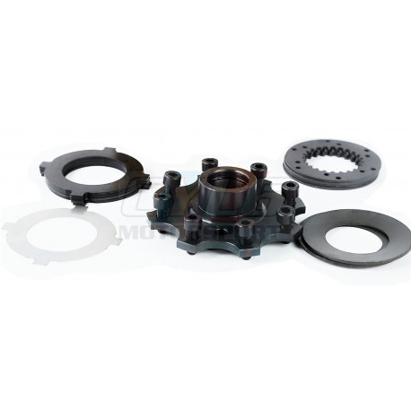 TYP 168 E30 STAGE 2 SERVICE PACK PONT AUTOBLOQUANT BMW ZF
