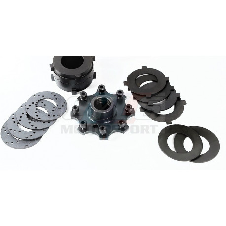 TYP 168 E30 STAGE 3 SERVICE PACK PONT AUTOBLOQUANT BMW ZF