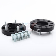 2x ELARGISSEUR DOUBLE BOULONNERIE 5x120 EP30mm SOIT 60mm