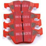 E8X/E9X-PLAQUETTE AVANT EBC RED STUFF - DP31493C