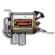 SILENCIEUX 2x80mm-POWER LOOP-116I-118I-120I