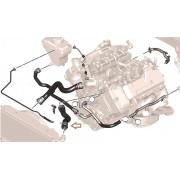 E9X DURITE HAUTE THERMOSTAT VERS RADIATEUR