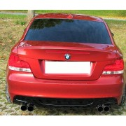 Eisenmann BMW E82 / E88 125i Silencieux arrière 4 x 76mm