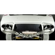Eisenmann BMW F10 M5 silencieux SPORT 4 x 90mm