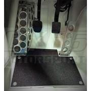 E30 M3 DTM Gr A F2000 PLANCHER PILOTE