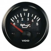 MANOMETRE VDO Cockpit Vision 0-5 bars pression d'huile