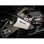 AKRAPOVIC SILENCIEUX BMW S 1000 R/RR BMW MOTORRAD