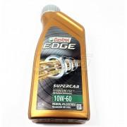 SPECIAL MCASTROL EDGE SUPERCAR 10W60 1 LITRE