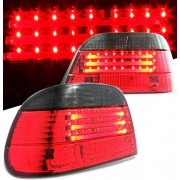 E38 94-01 FEUX AR LED DESIGN ROUGE NOIR