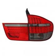 X5 E70 07-10 FEUX AR LED ROUGE FUME