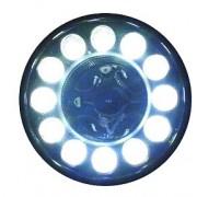 Mini 07-10 R56/57 FEUX DIURNES LED CHROME