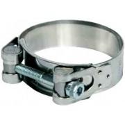 Collier en acier inoxydable - Ø 32-35 mm