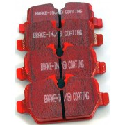 E8X/E9X-PLAQUETTE ARRIERE EBC RED STUFF - DP31576C