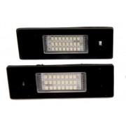E81/E87 Feu de plaque d'immatriculation LED